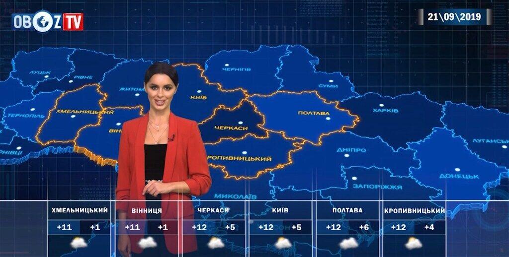 Погода на Різдво Пресвятої Богородиці: прогноз на 21 вересня від ObozTV