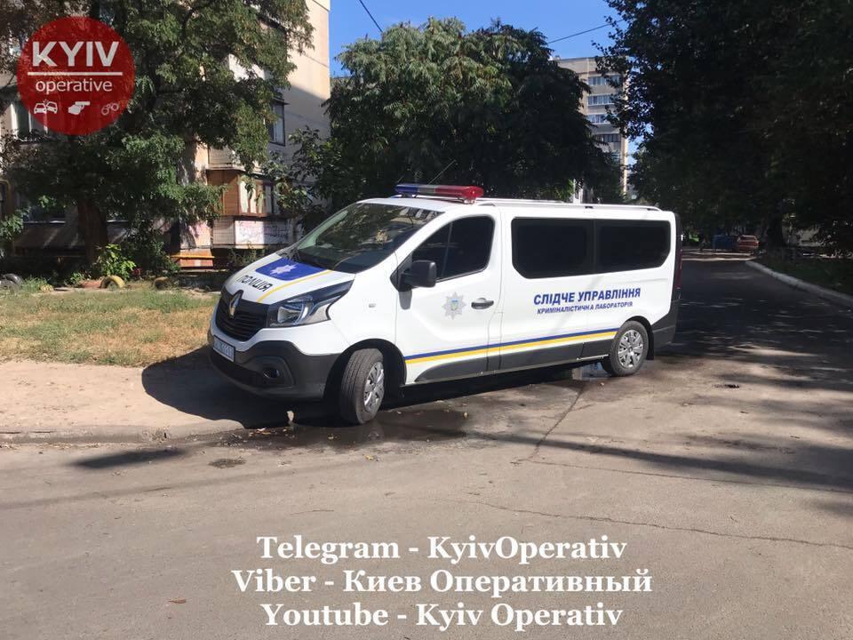 В Киеве зверски убили 16-летнюю девушку: отец признался