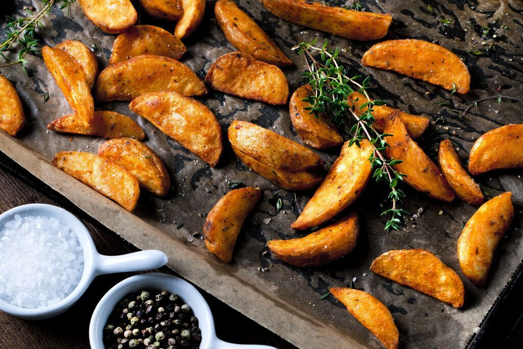 Рецепт самого вкусного картофеля по-селянски
