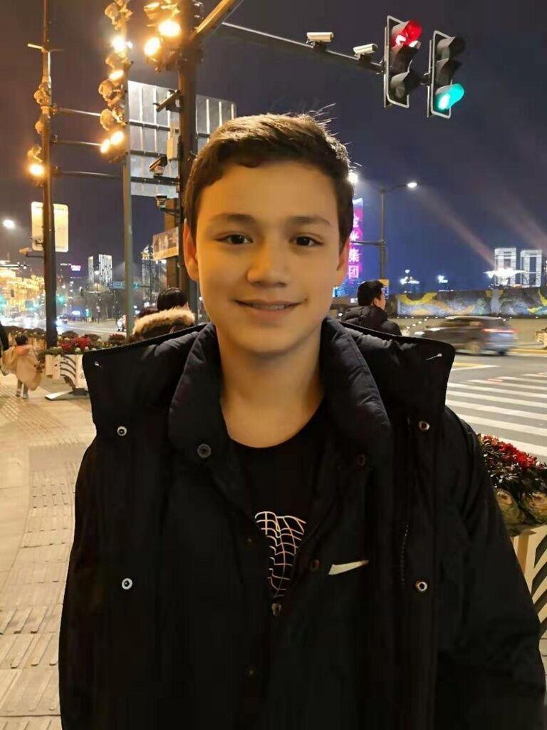В Шанхае украинец Иван Лю покончил с собой