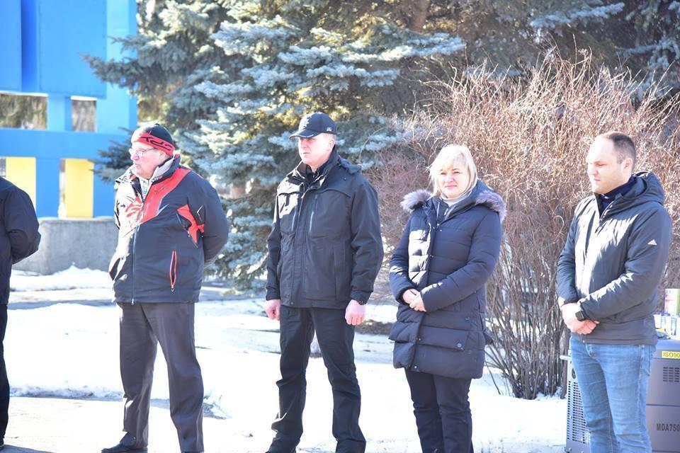 Вадим Каган (крайній зліва)