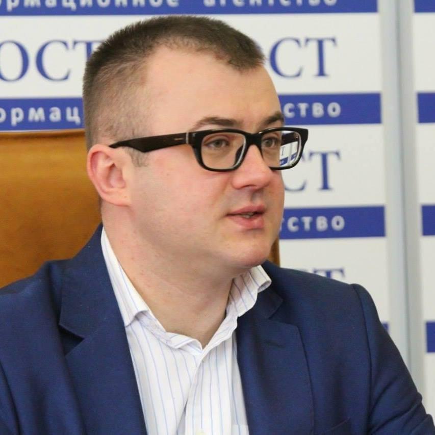 Юрист Андрій Верба