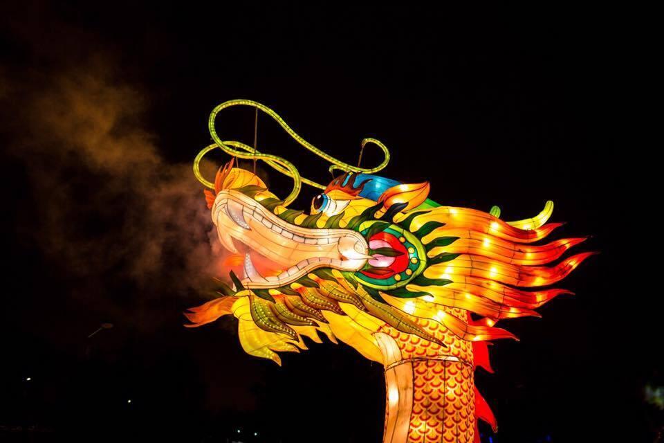 Гигантский дракон, отважные самураи и сказочные фламинго: в Харьков едет всемирно известный китайский фестиваль