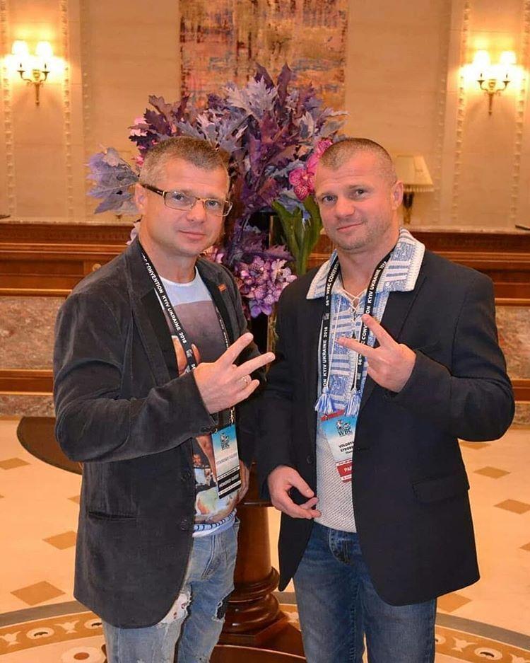 Валерий и Владимир Сидоренко
