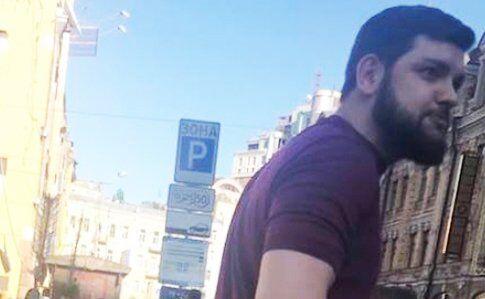 Напавшего на Найема Саитова задержали