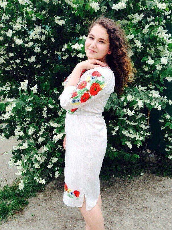 18-річна Христина Саустян