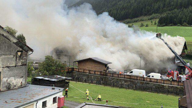 В Австрии взорвался магазин