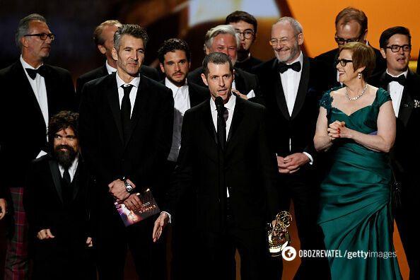 """Премія """"Еммі-2019"""": названі володарі головної ТВ-нагороди світу"""