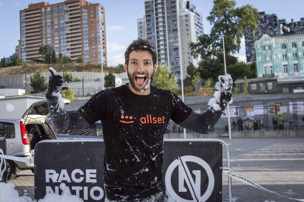2 000 участников Race Nation испытали настоящий экстрим и сладкий вкус победы над собой