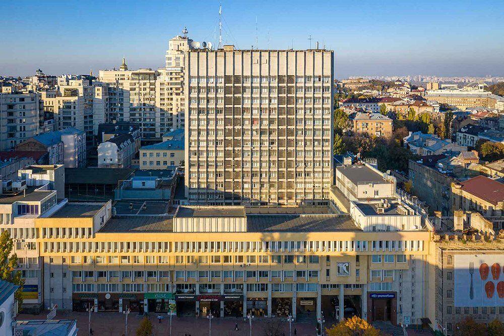 Будівлю Київпроекту реконструюють: як це буде