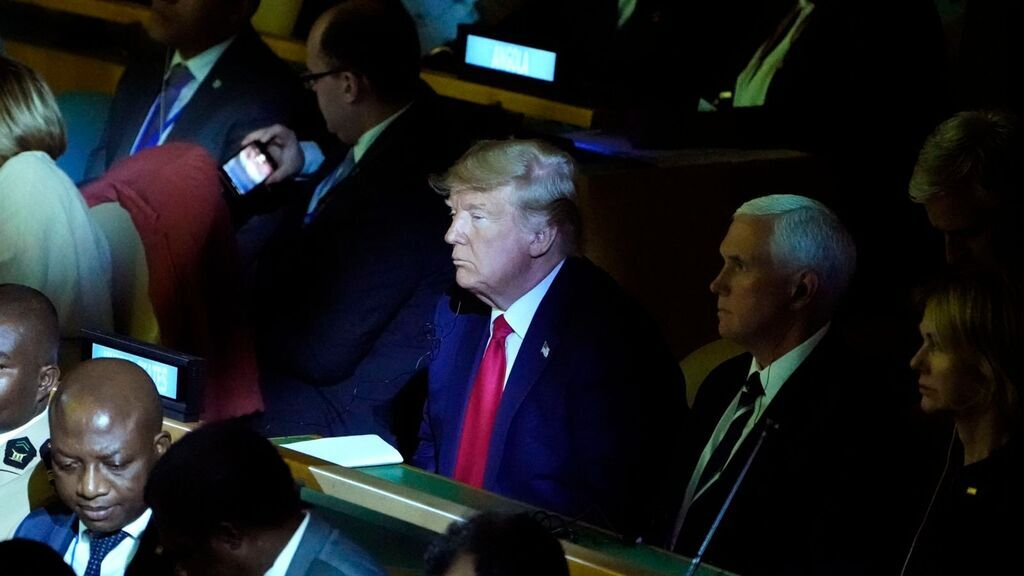 Трамп на саміті з питань клімату