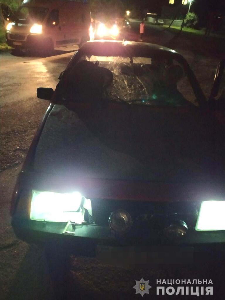У селі Застав'я Рівненської області увечері 23 вересня водій авто збив 14-річного хлопця
