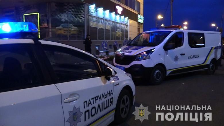 У Києві, біля станції метро Видубичі, вбили чоловіка