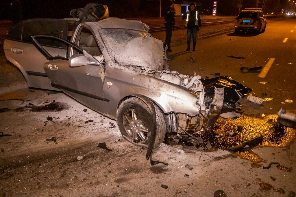 Мчав 200 км/год: у Дніпрі трапилася смертельна ДТП на мосту