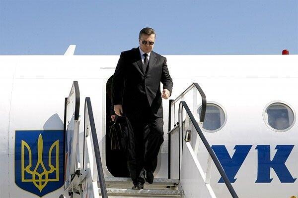 Янукович повертається в Україну?