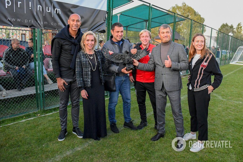 Benfica Cup-2019 в Киеве