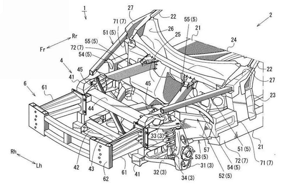 Mazda створює новий тип авто: в мережі знайшли патент