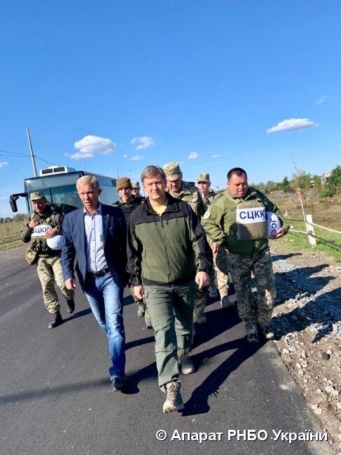 Мост близ Станицы Луганской