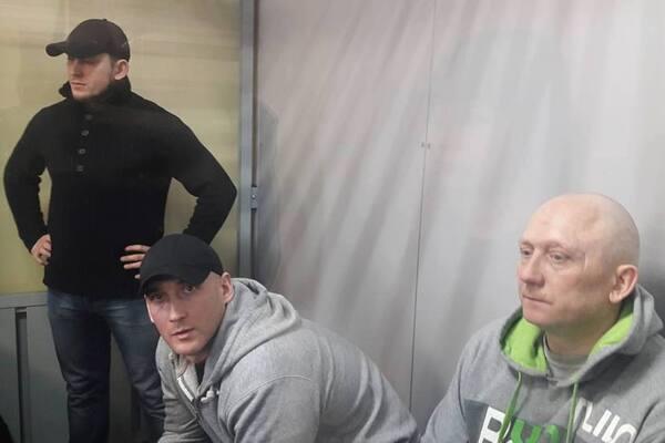 Підозрювані в теракті у Харкові