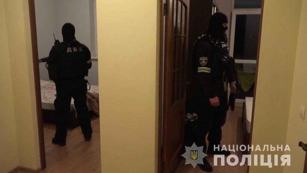 В Ужгороді затримали лідера ОЗУ