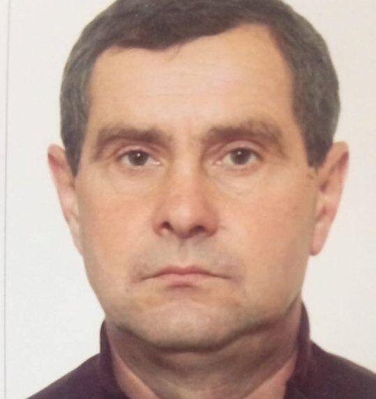 Иван Шпачук пропал в начале июля