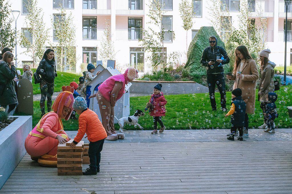 Как проходил пикник-знакомство соседей в RYBALSKY: фото