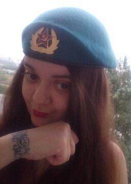 Катерина Токаренко