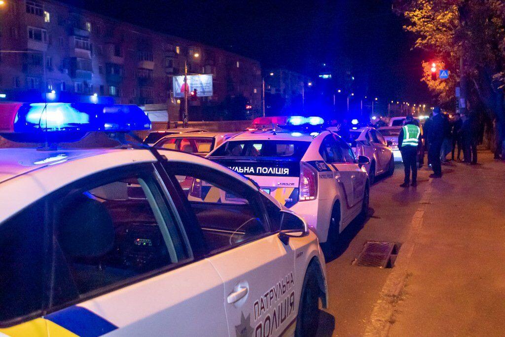 Фото з місця інциденту