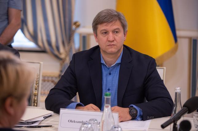 Данилюк пішов у відставку: названа можлива причина