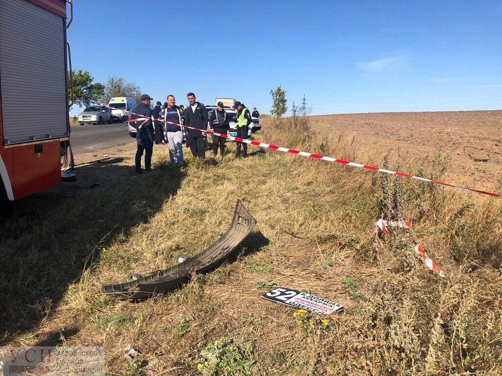 В ДТП на трассе Одесса-Овидиополь погибли 9 человек