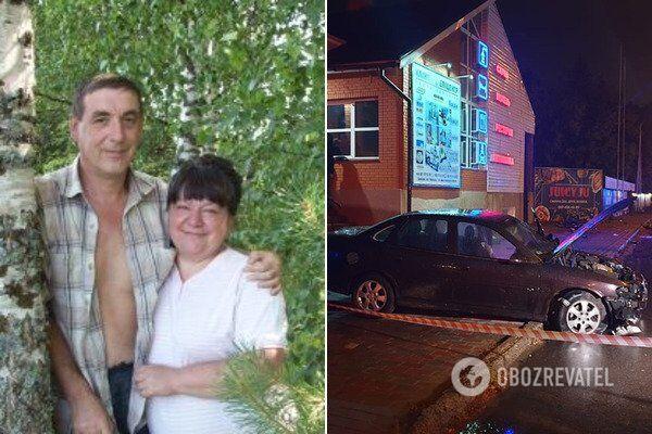 Сергій Кохан із дружиною Галиною