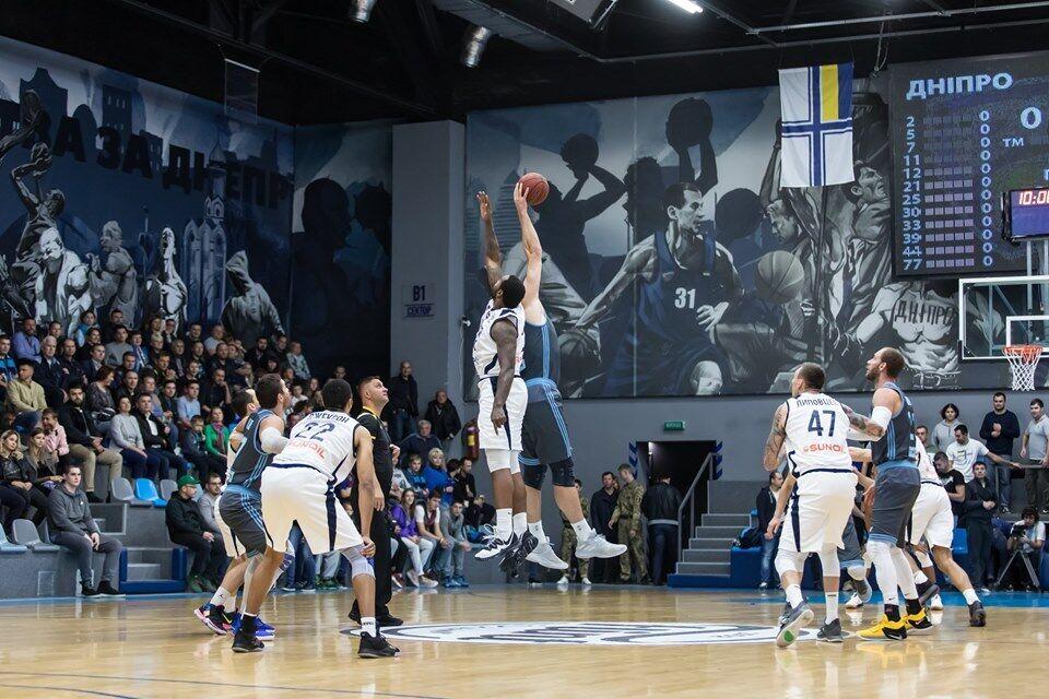Стартовала баскетбольная Суперлига Пари-Матч