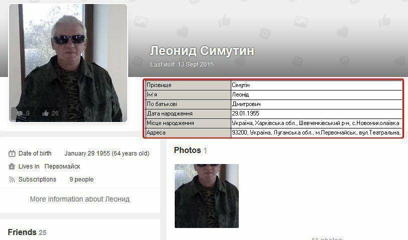 У мережі показали фото убитих на Донбасі терористів