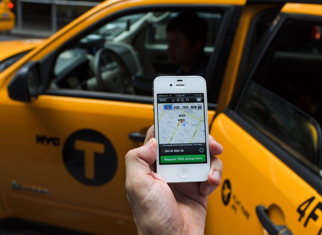 И до появления сервисов на рынке такси царил хаос