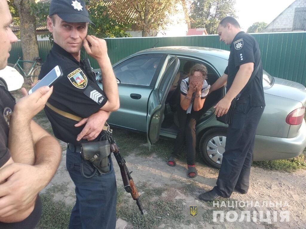 На Київщині жінка вбила колишнього чоловіка