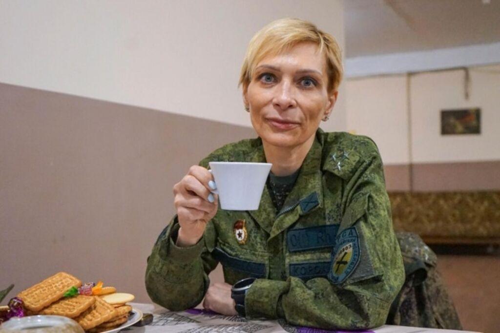 """Ольга Корса попала """"на подвал"""" к """"ДНР"""""""