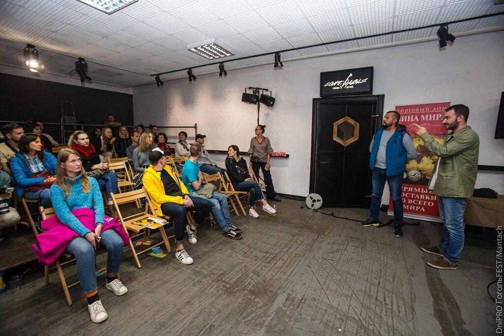 Фестиваль DniPRO GogolFest завершился в Днепре