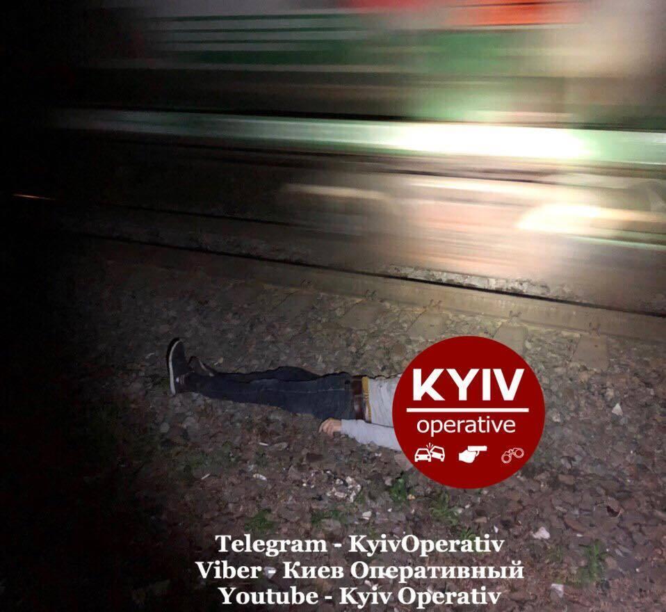 В Киеве нашли тело 28-летнего парня