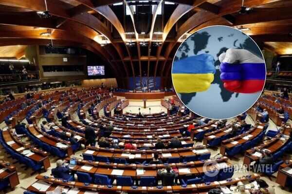 Демарш України в ПАРЄ: нардепка розкрила деталі