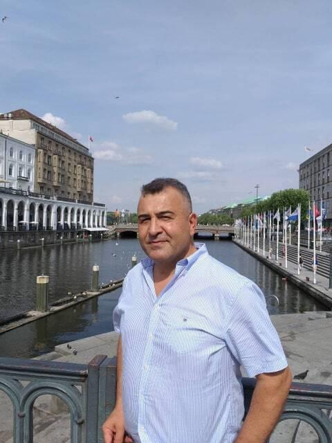 Лукас Оздоган в Украине занимается автобизнесом