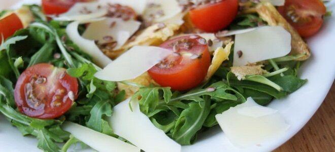Найсмачніший салат з помідорами