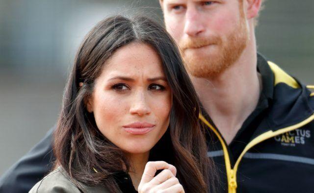 Батько Меган Маркл публічно розкритикував їх з принцом Гаррі