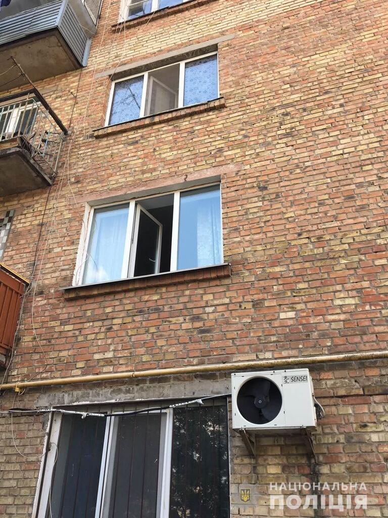 На Київщині двоє дітей випали з вікон