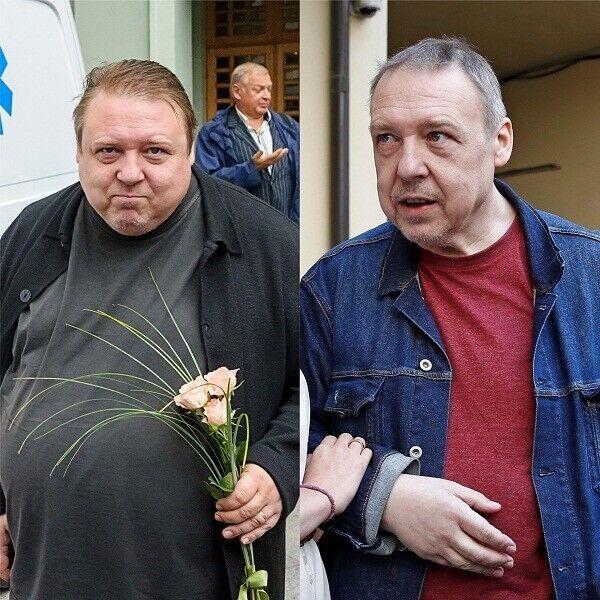 """Зірка """"Ліквідації"""" схуд на 100 кг: фото до і після"""