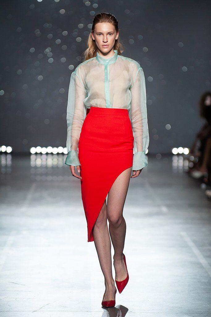 Ukrainian Fashion Week 2020: самые яркие образы