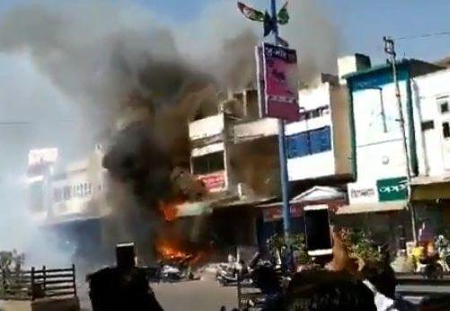 В Індії вибух на фабриці піротехніки вбив 23 особи