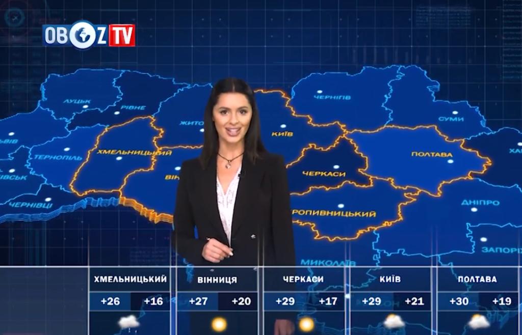 Жара до +30: прогноз погоды на 5 сентября от ObozTV