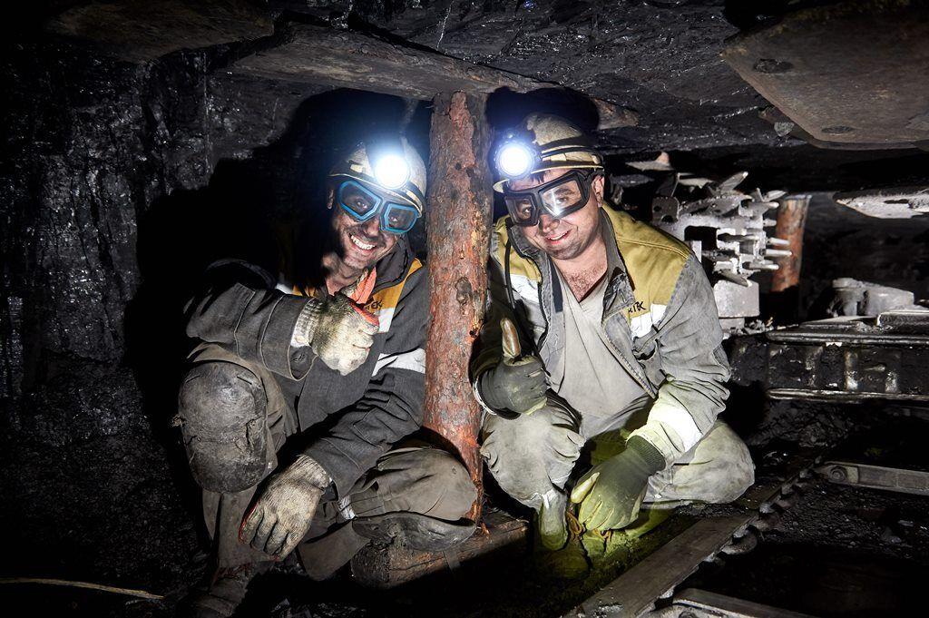 Шахтарі ДТЕК Енерго видобули 15 млн тонн вугілля