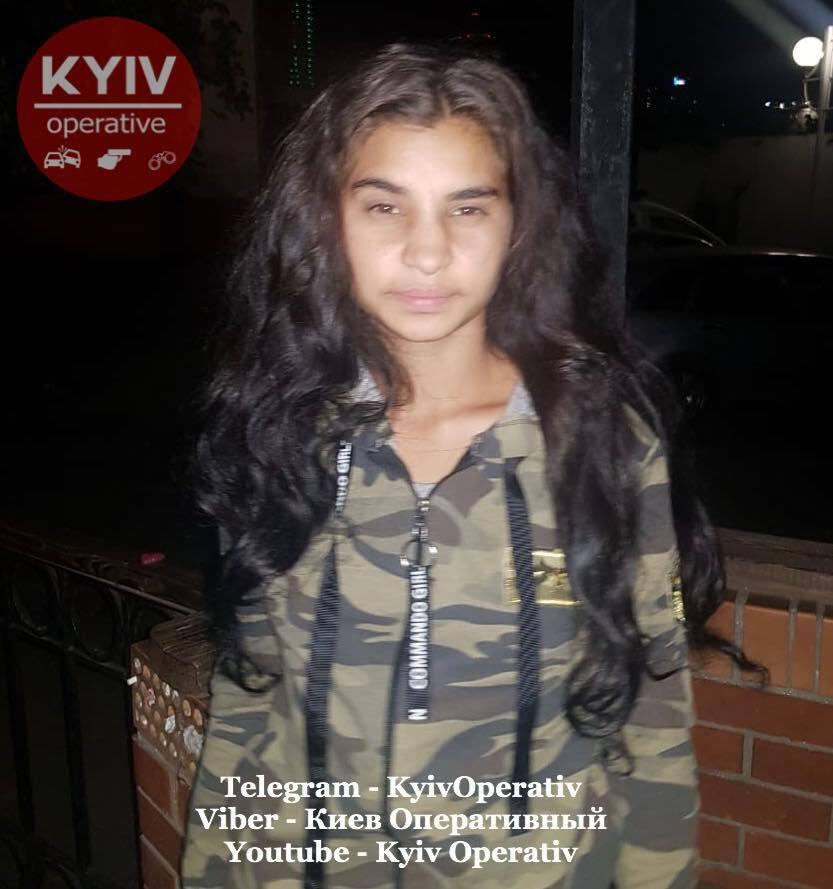 У Києві за крадіжку спіймали банду