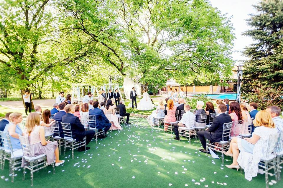 Свадьба в Podkova